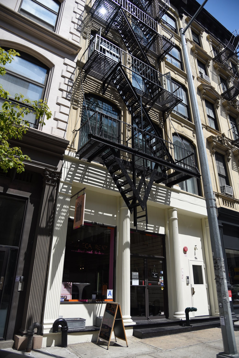 Tribeca Treats - 94 Reade StreetTurett Collaborative Architects
