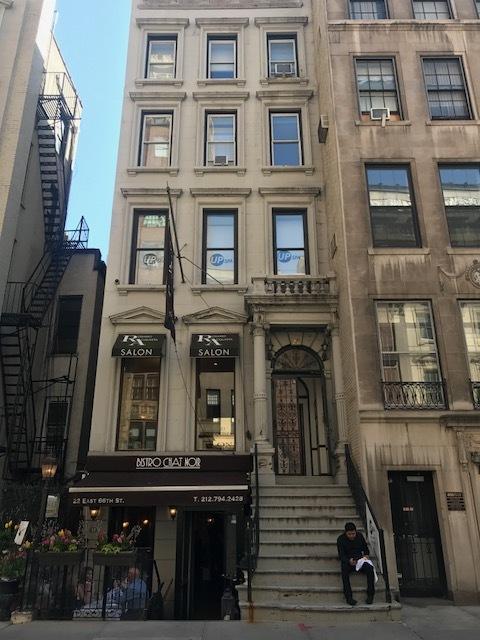 Bistro 66 - 22 East 66th StreetGlen Coben Architecture & Design