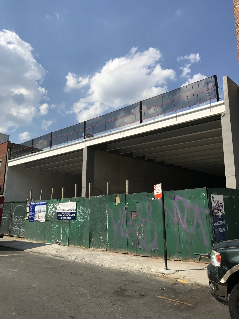 76 North 6th Street, Brooklyn (in progress) - Client: Dankyle RealtyArchitect: Bureau V4-story, 7 unit mixed use building.Services Provided:• Research, Zoning, and Code Consulting• Filing and Approval of all DOB and FDNY         related new building applications        • Condo Subdivision• Permit Procurement• Certificate of Occupancy• Walk-through Inspections,  Application Sign-    off
