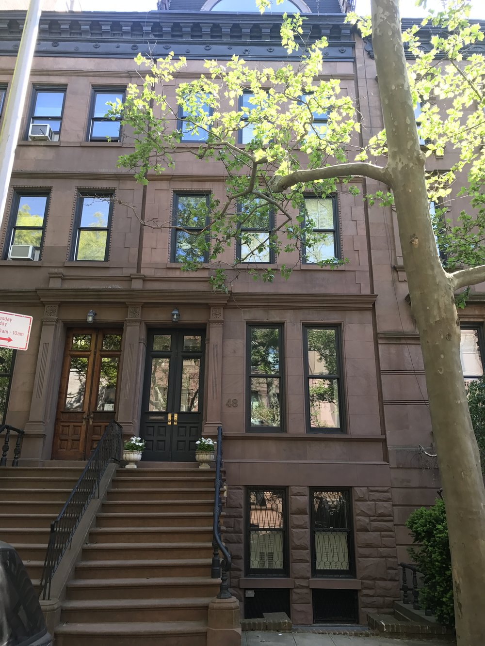 48 West 84th Street  - Architect: Hottenroth + Joseph Architects5 story single family residence