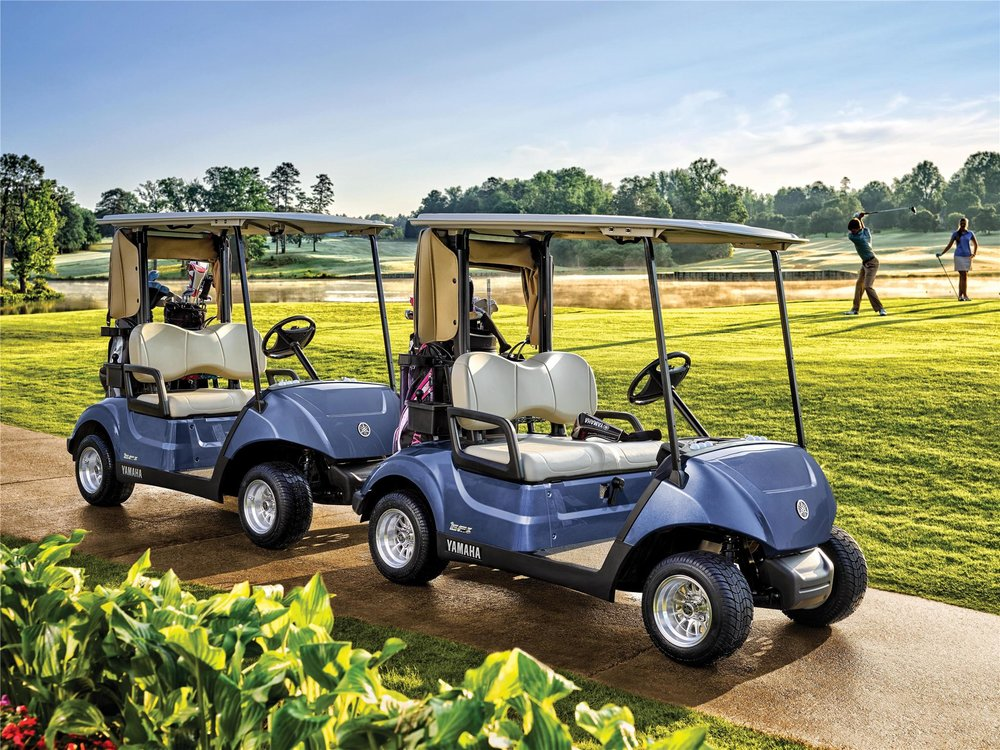 Yamaha The Drive2 Fleet