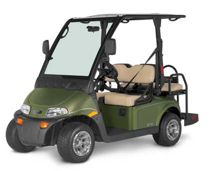 EZGO 2Five 4 Passenger Cart