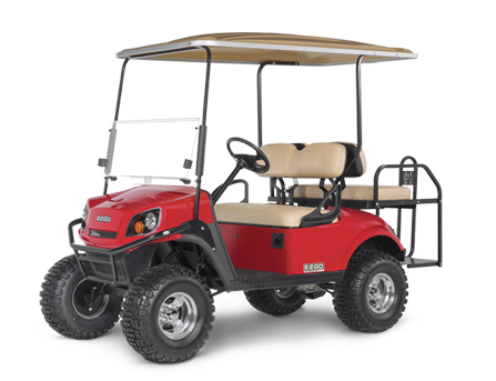EZGO Express S4 High Output