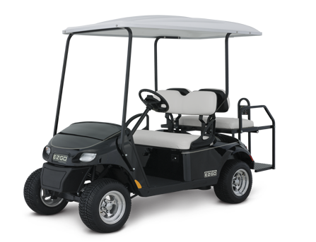 EZGO Freedom TXT two plus two golf cart
