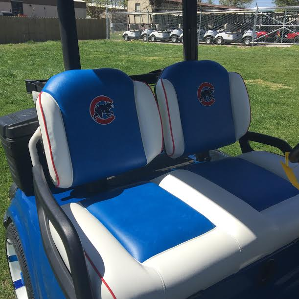Customize Your Seats!