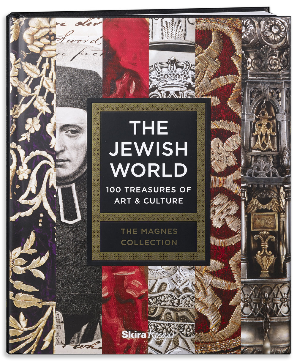 The Jewish World: 100 Treasures of Art & Culture