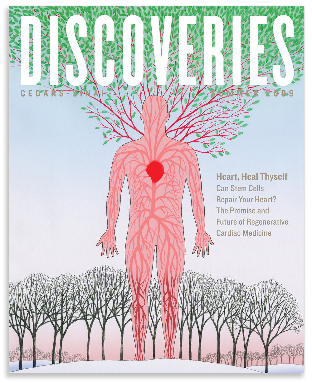 Discoveries, Cedars-Sinai