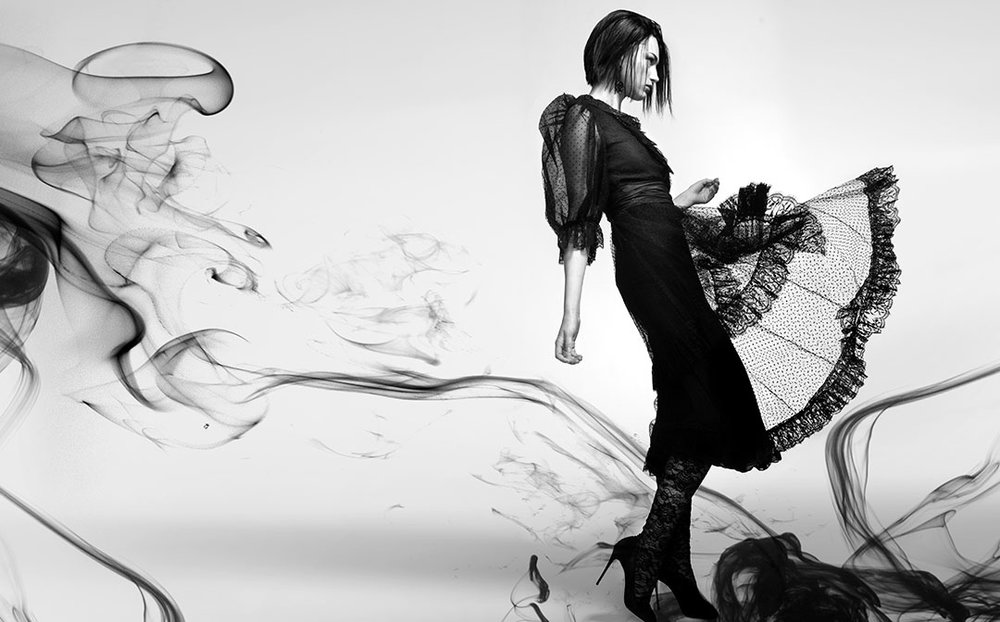 Photography Frederick Heyman. Styling Joanna Schlenzska