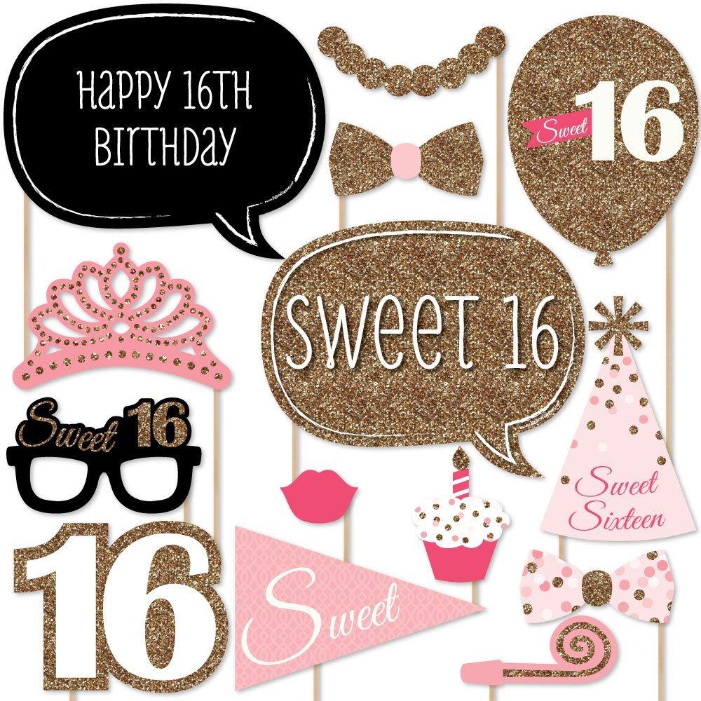 Sweet 16 Props