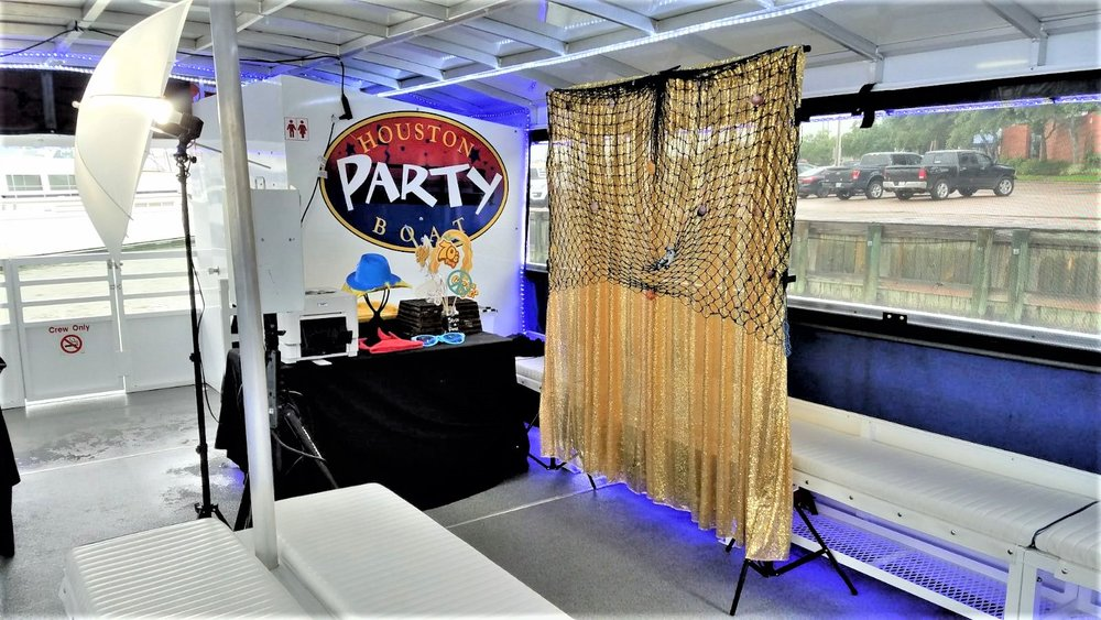 Open Air Nautical Themed Party