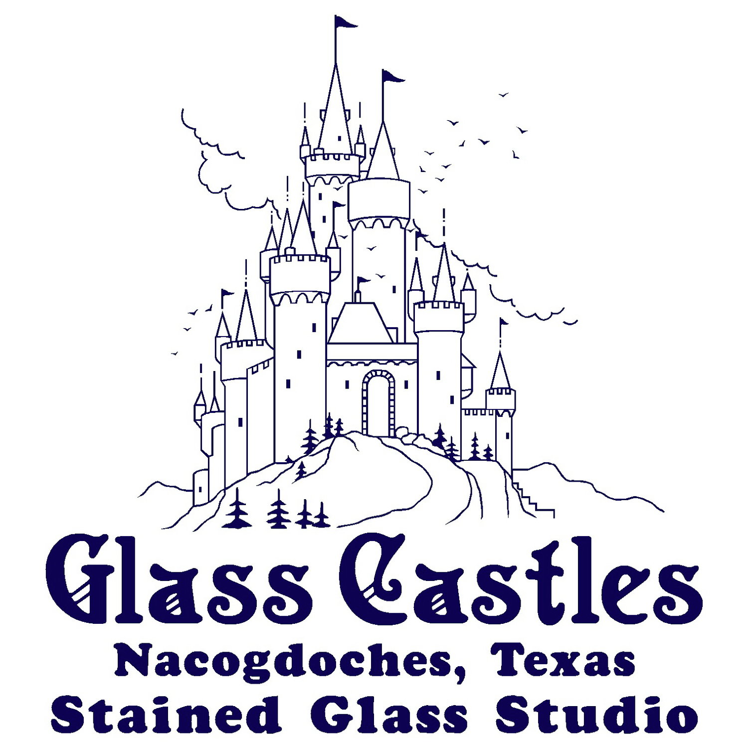 Glass Castles Stained Glass Studio and Gift Shop