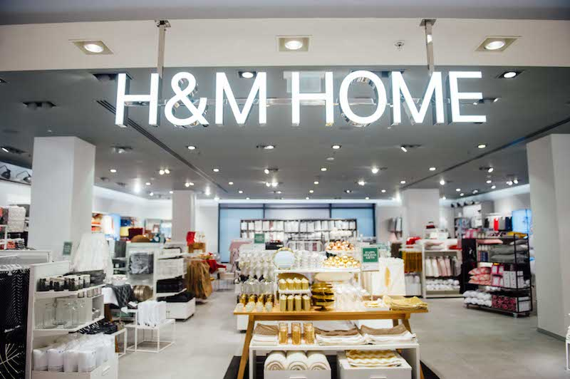 Hm Just Opend Their First Home Concept Store Theedit21com