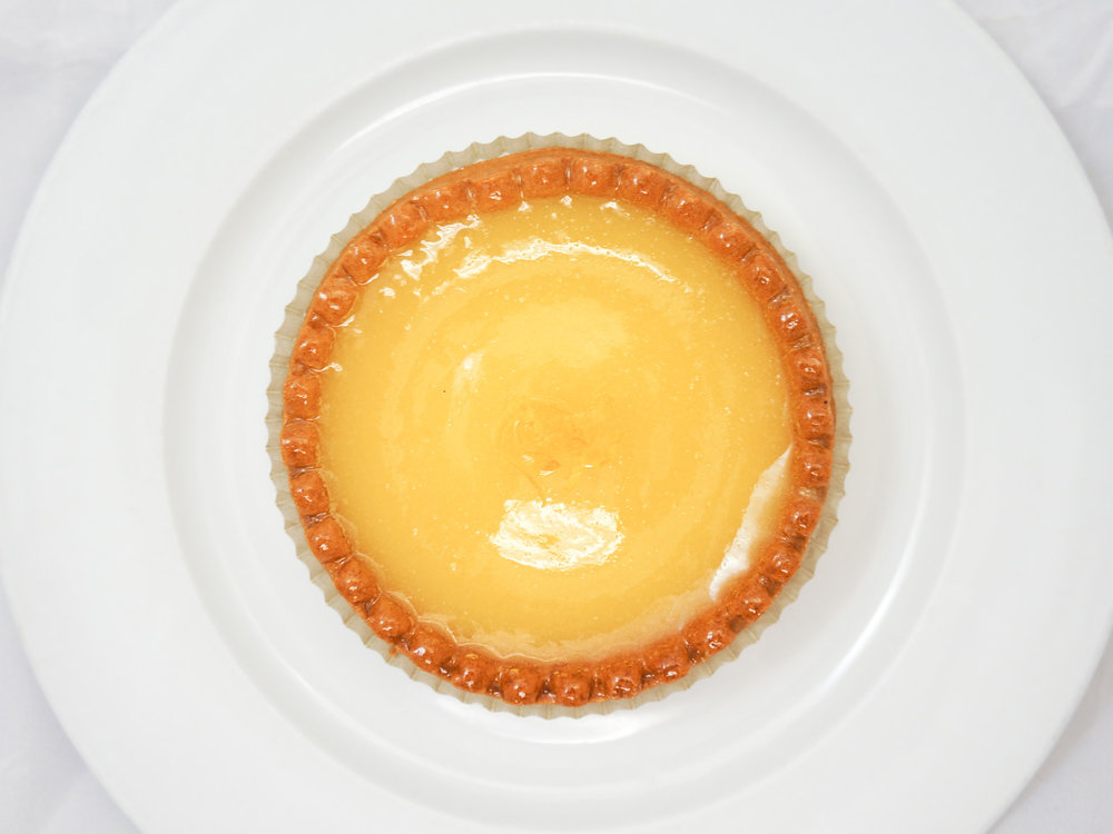 Lemon tartellete