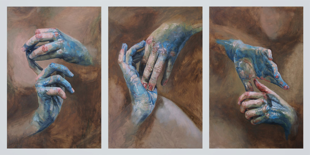 Chromatic Maladies, Louie Van Patten & Cara Thayer