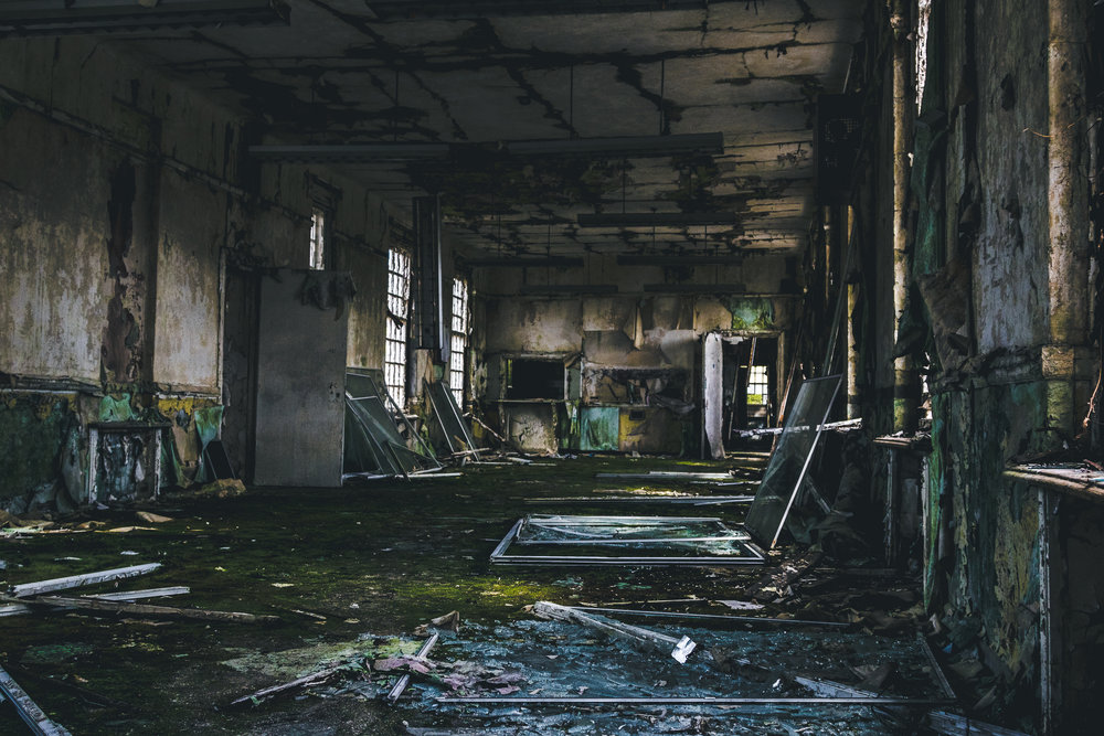 The Psychiatric Ward