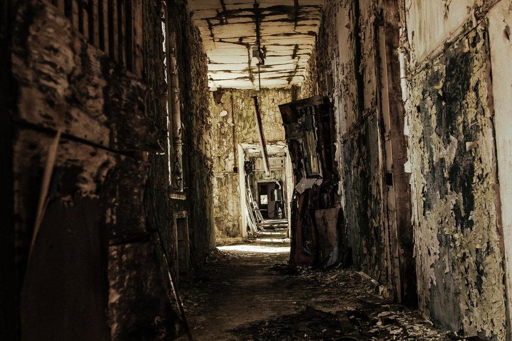 The Asylum Corridor