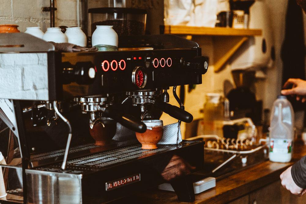 Lufkin Coffee Roasters