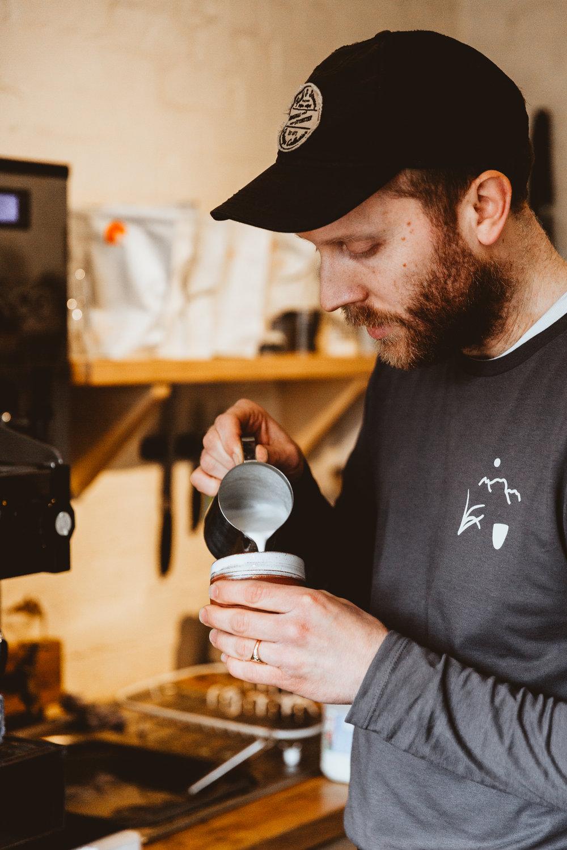 Dan - Lufkin Coffee Roasters