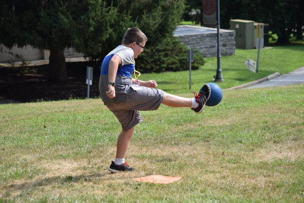 Sports & field games