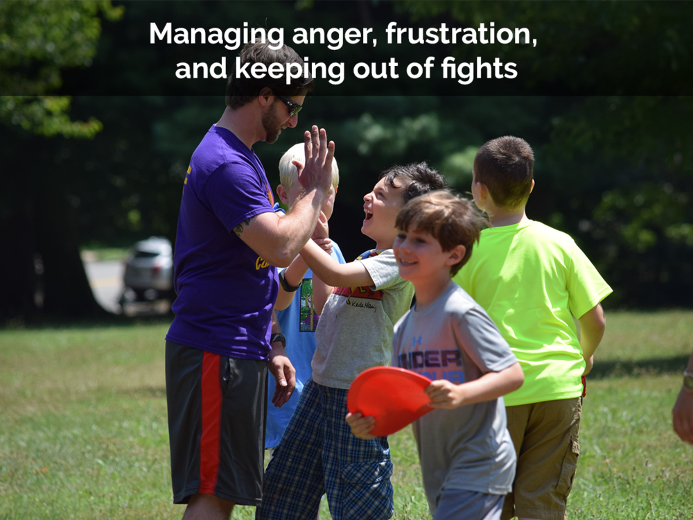 Camp Pegasus_Emotional Coping Skills