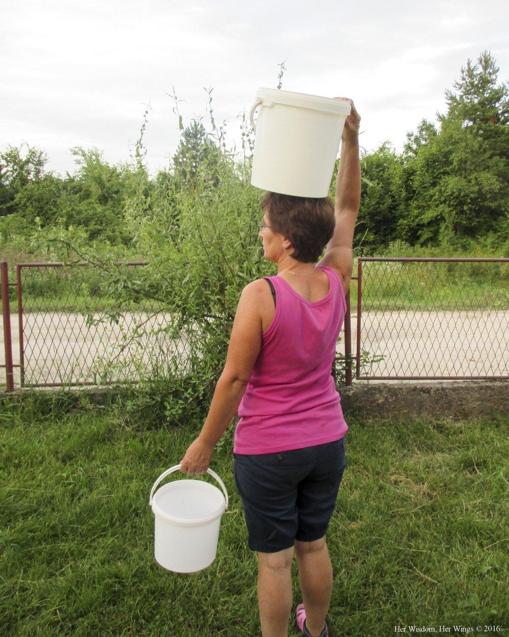 Snage žene, snaga vode