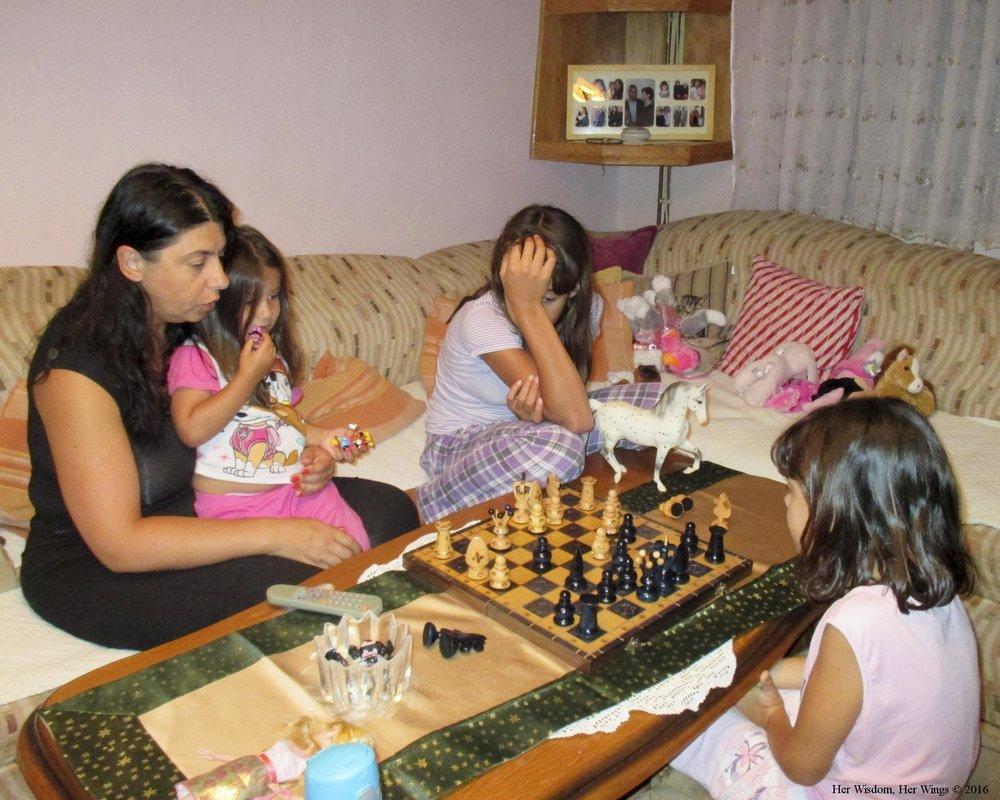 Život je kao igra šaha