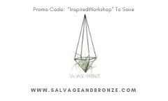 salvage and bronze