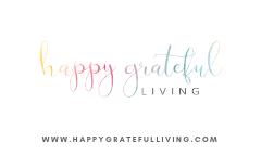 happy grateful living