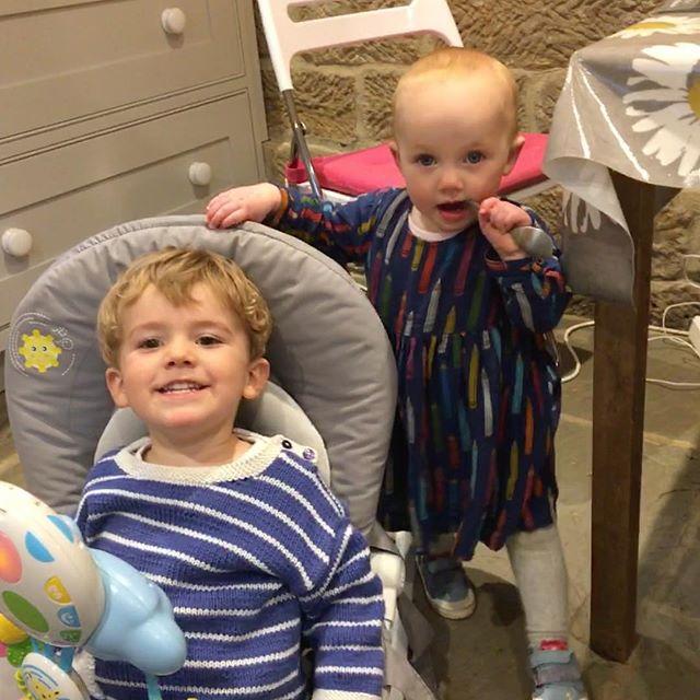 Next generation of the Wellington Street gang ❤️❤️❤️