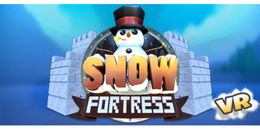 Snow Fortress is a room-scale VR snow fort building & battle game. Build snow forts to prepare for epic snowball fights against your friends in multiplayer mode.