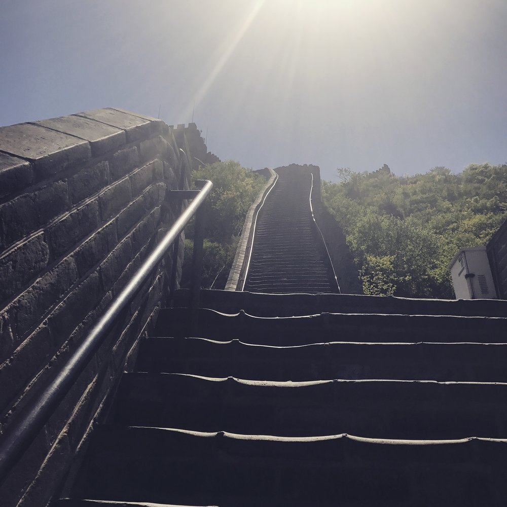 """The steepness cannot be understated. I'd stand at the top and scream, """"Jesus, please."""""""