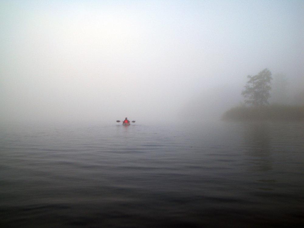 Lake Kioshkokwi - Photo By Tim Giller