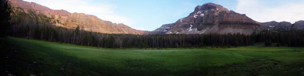 Amethyst Basin, High Uinta Wilderness - Photo by Tim Giller