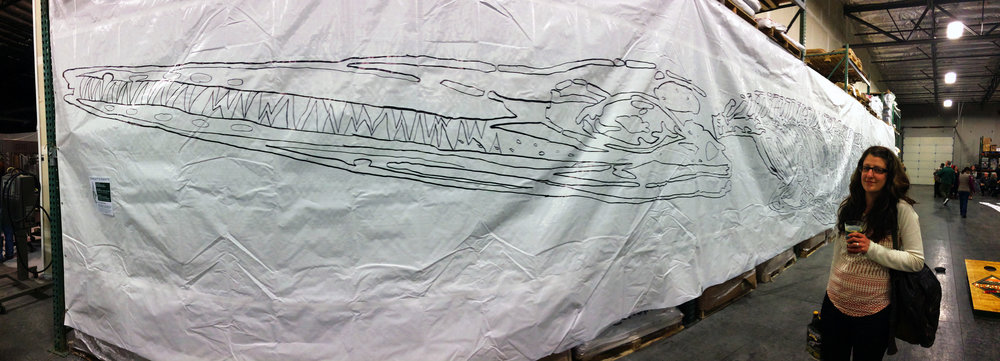 Pin the Tail on the Ichthyosaur
