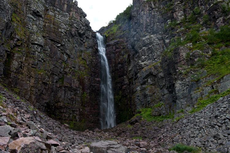 Njupeskars Vattenfall