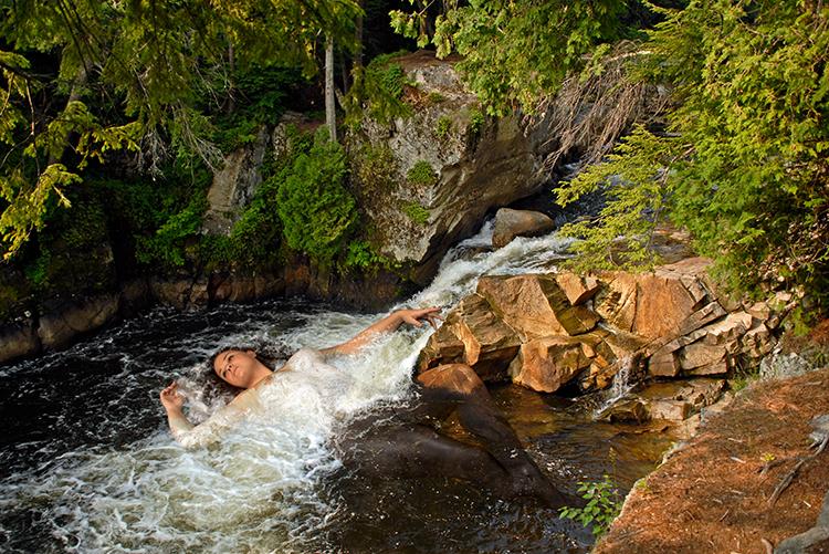 Sara | Flume Falls
