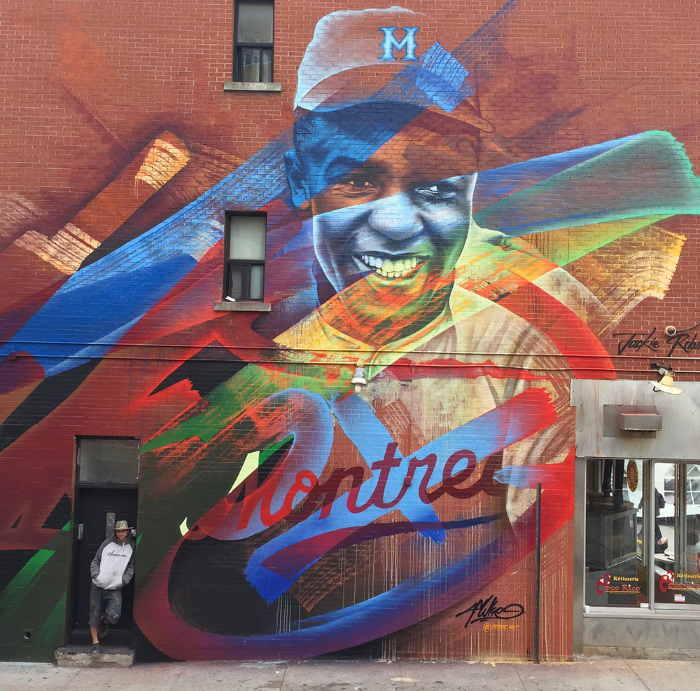 Jackie Robinson Tribute by Fluke
