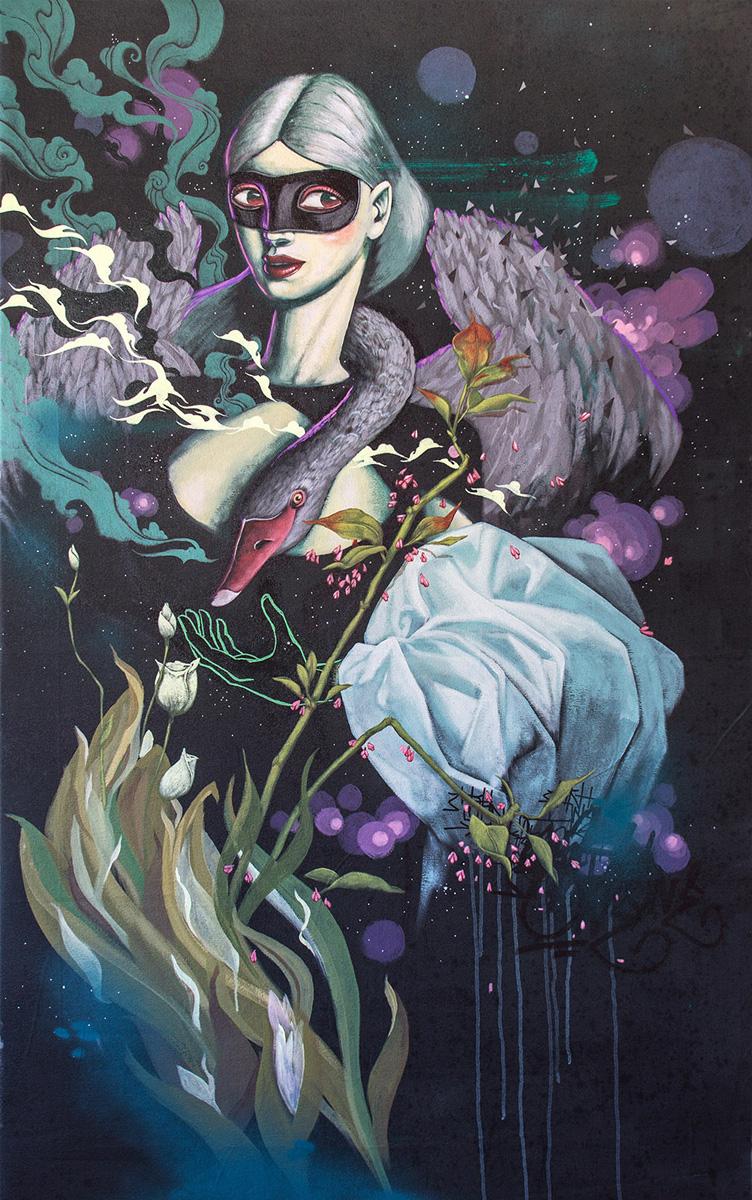 ANKHONE - Black Swan  2014