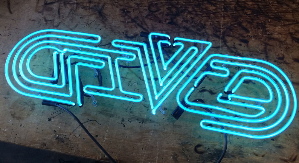 Ashop-Five8-Neon art-Montreal