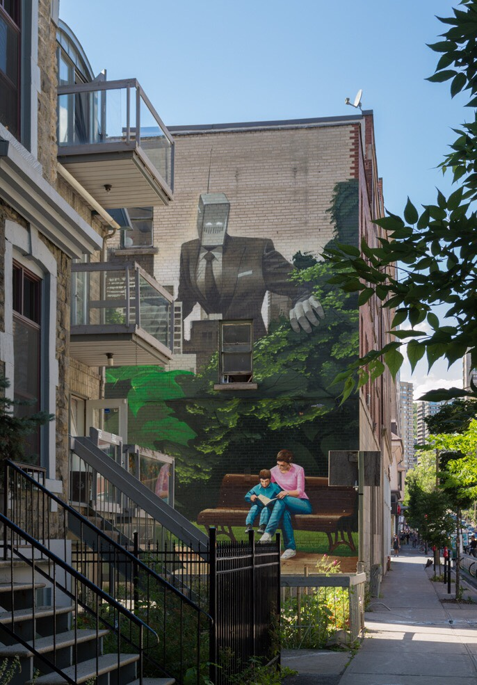 Ashop-Earth Crusher-Exterior mural-Montreal-2017