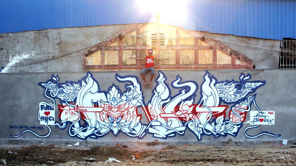 Ashop-Fonki-Exterior Kbach mural-2014