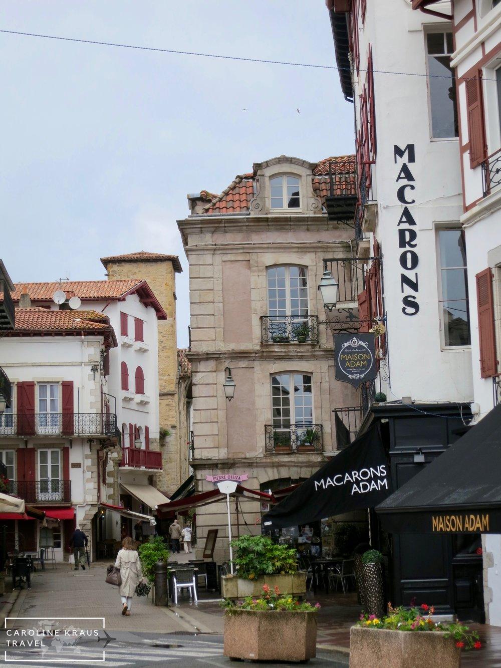 Sain Jean de Luz, France