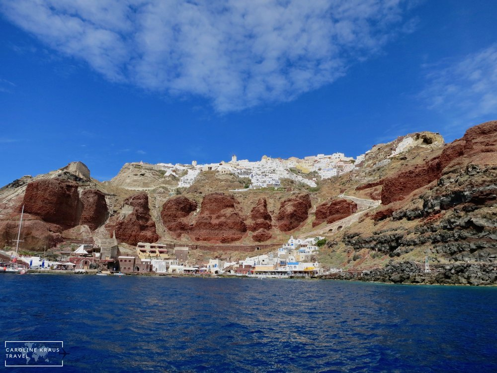 How to Experience the Best of Santorini