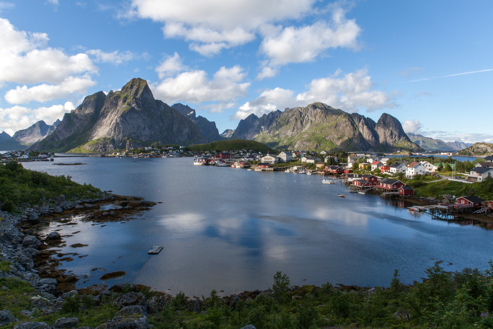 Reine, Norway is One of the Most Stunning Places in the World