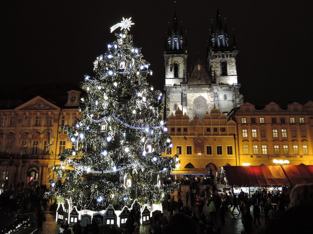 The Best European Cities to Visit at Christmas Time