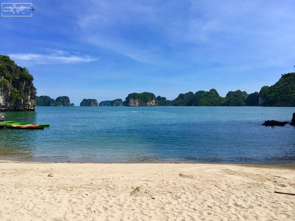 The Magic of Halong Bay