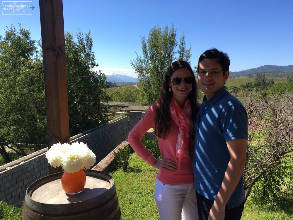 Wineries in the Casablanca and San Antonio Valleys Chile