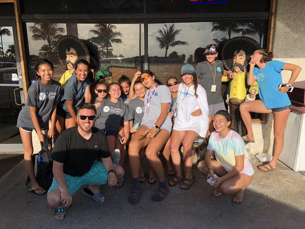 2018 Florida Beach Trip