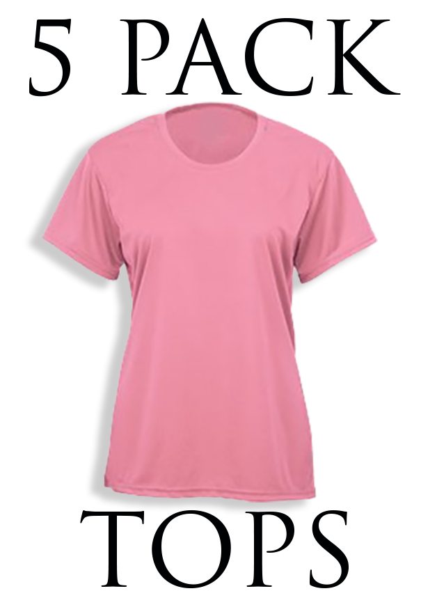 Pick 5 Women's Fitted T-Shirt