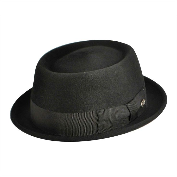 Gentleman Hats From HatsDotCom Pork Pie 1